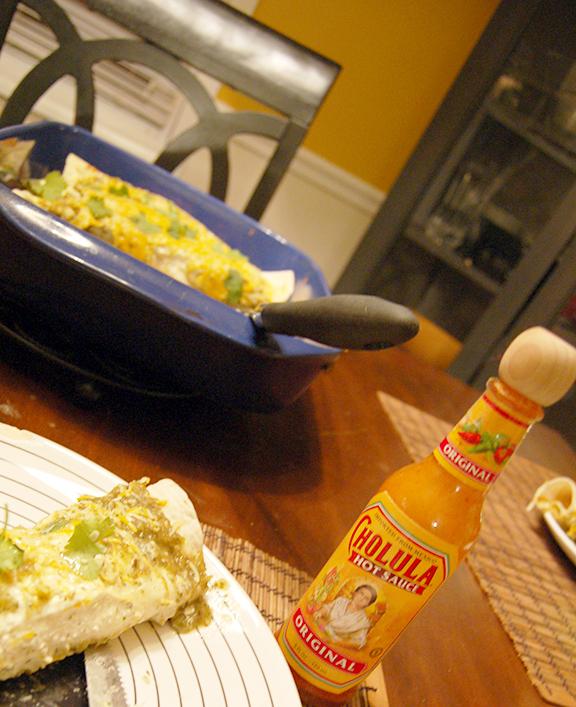 rabe and enchiladas 163
